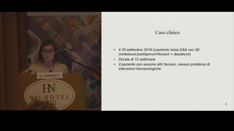 Caso clinico complesso 1