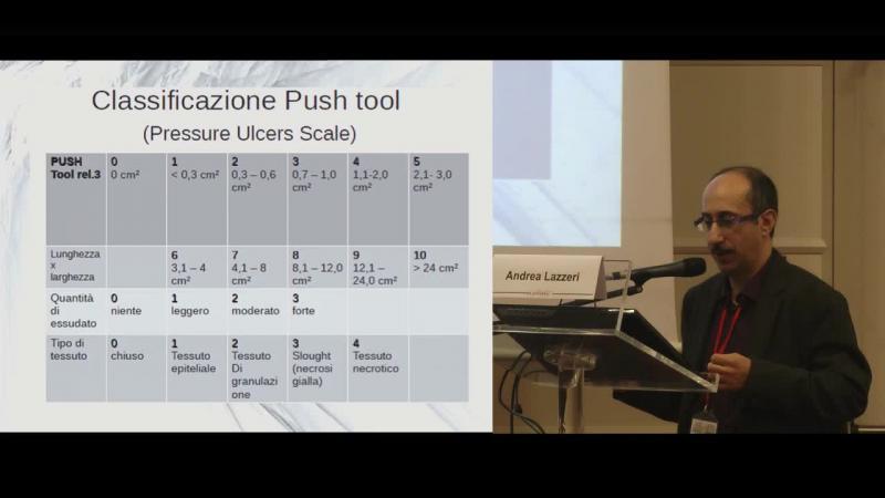 Classificazione delle lesioni cutanee croniche