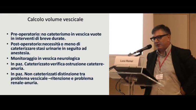 Utilizzo dell' ecografia nella visualizzazione della vescica in ambito infermieristico