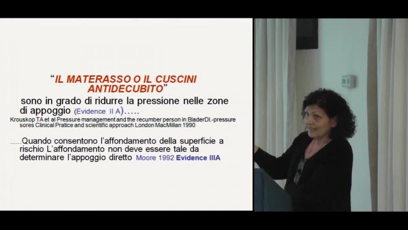 Utilizzo di ausili e presidi nella prevenzione e trattamento del paziente ipomobile