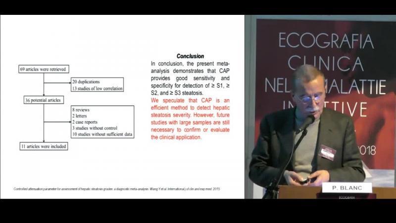 Valutazione non invasiva della fibrosi epatica - Fibroscan