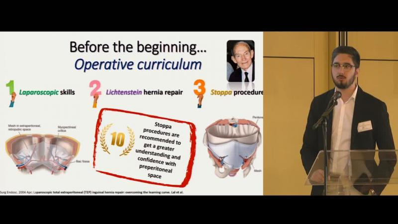 La learning curve nella chirurgia delle ernie inguinali
