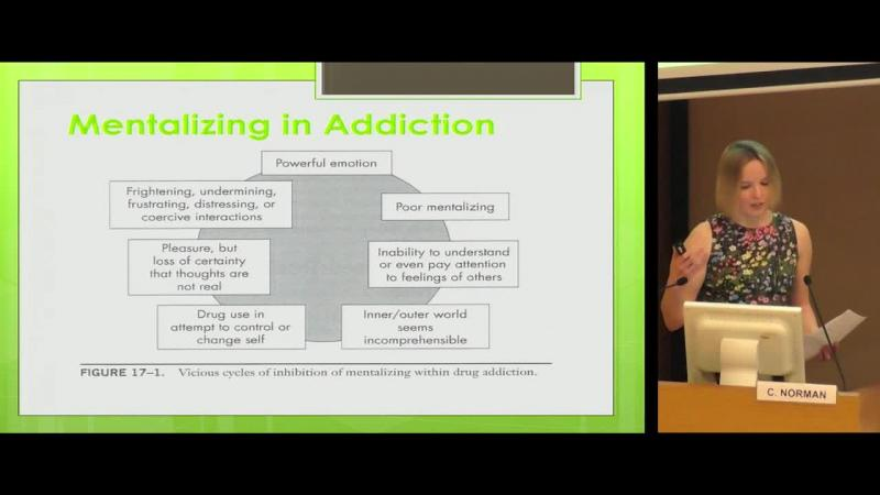 Attachment theory and open dialogue in addictions How can mentalizing help