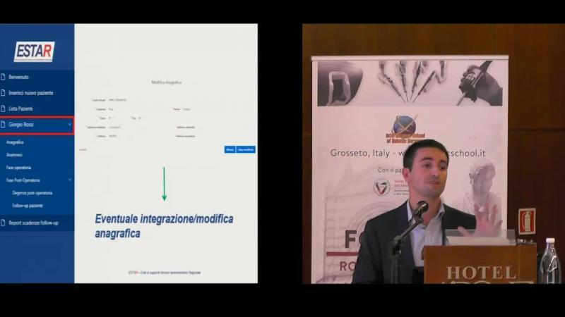 Presentazione database regionale ernie postincisionali