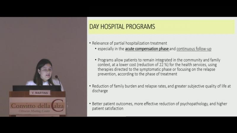 The role of treatment in day hospital in dual disorders patients