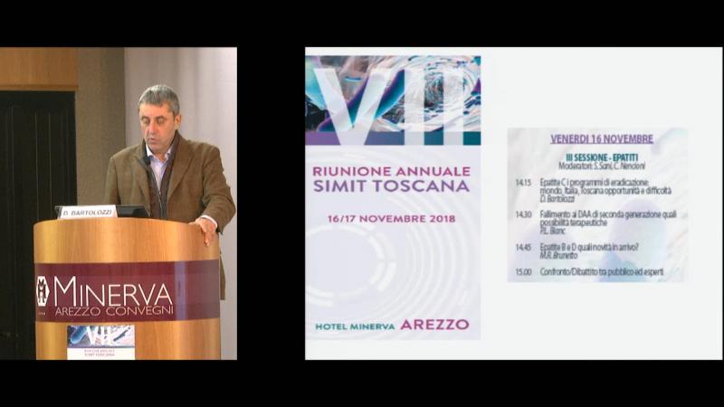 Epatite C i programmi di eradicazione mondo, Italia, Toscana opportunità e difficoltà