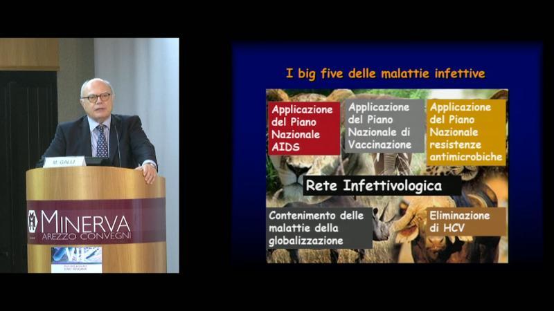 Il ruolo dell'infettivologo in ospedale e nel territorio