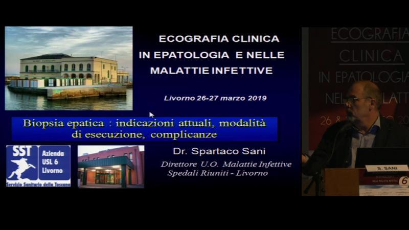 Biopsia epatica indicazioni attuali,modalità di esecuzione, complicanze
