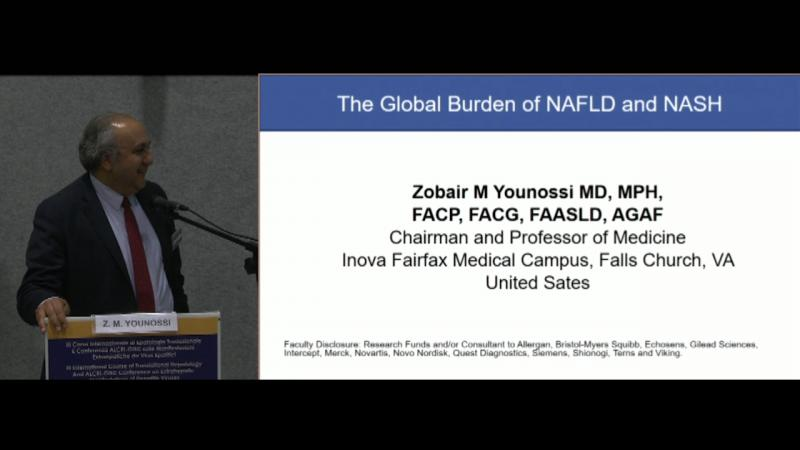 The Global Burden of Non-alcoholic FattyLiver Diease and Non-alcoholic Steatohepatitis